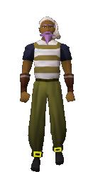 Tan pirate clothing