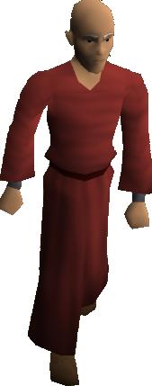 Monk of Zamorak