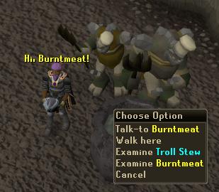 Talk-to Burntmeat