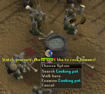 Troll chefs