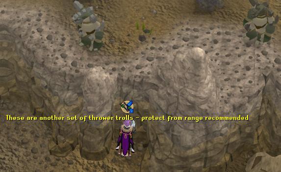 Thrower Trolls