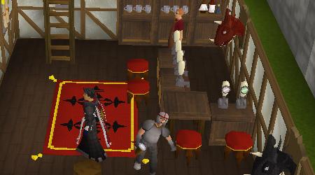 The dragon inn