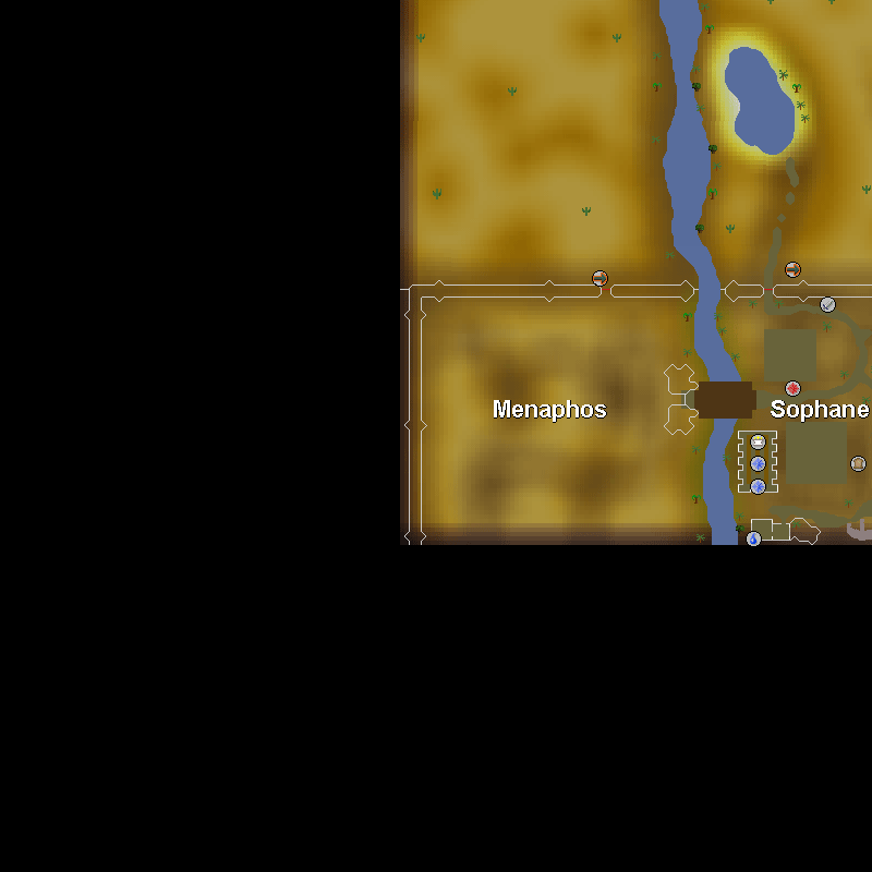 Full World Map of RuneScape | Sal's Realm of RuneScape
