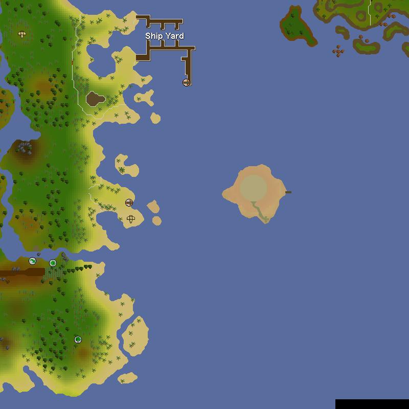 Ship Yard and Kharazi Jungle