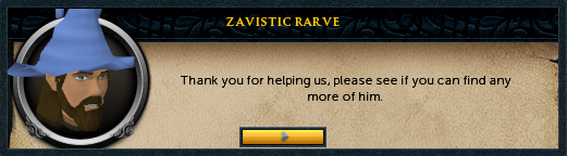 Zavistic Rarve:  Thank you for helping us...