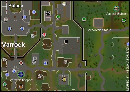 Surok Magis' location