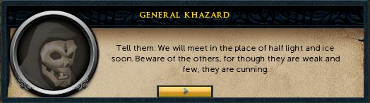 General Khazard