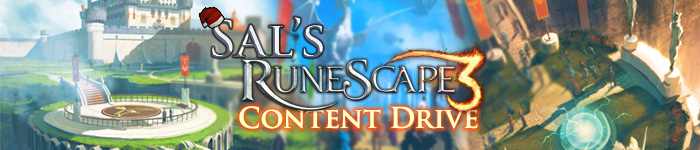 RS3 Content Drive Banner