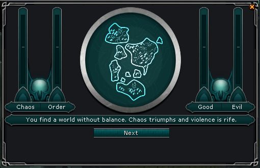 Guthix's balance puzzle