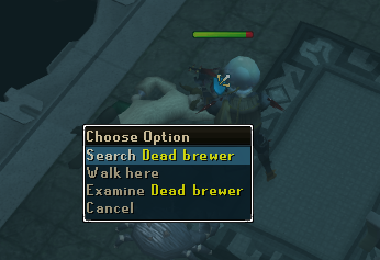 Search Dead Brewer