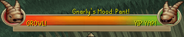 Gnarly's Mood indicator (Pant)