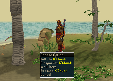 Pickpocket K'Chunk