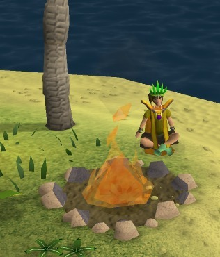 An everlasting fire