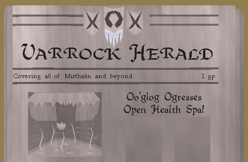 The Varrock Herald