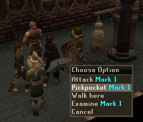 Pickpocket Mark I