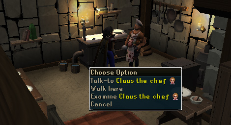 Carnillean Rising - Talk to Claus the Chef