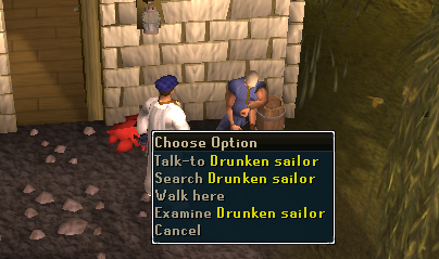 Talk to Drunken Sailor