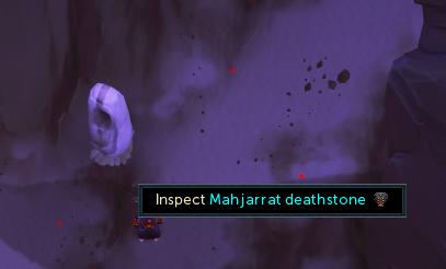 Mahjarrat Deathstone
