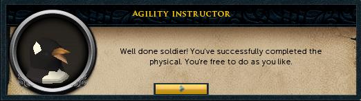 Agility Instructor