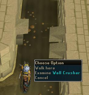 The Wall Crusher