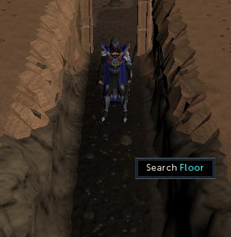 Search floor