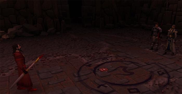 Demon Slayer - Denath has begun to summon Delrith!