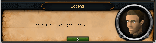 Demon Slayer - <You>: There it is... Silverlight. Finally!