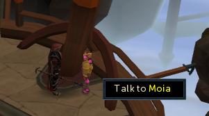 Talk to Moia