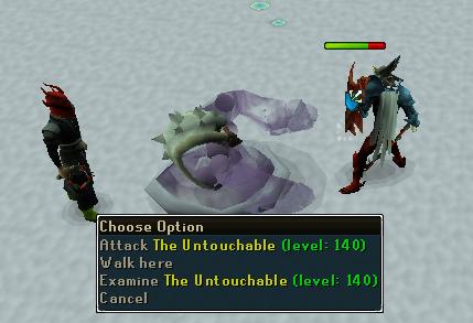 Level 273 monster