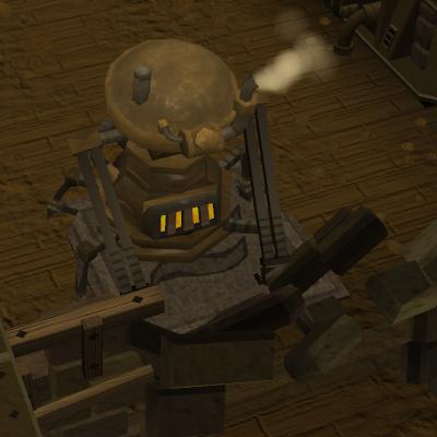 Davi the Automaton