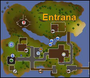 A map of entrana