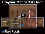 Draynor Manor: First Floor