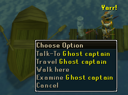 Ghost Captain