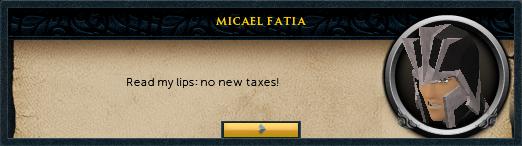 Read my lips: no new taxes!