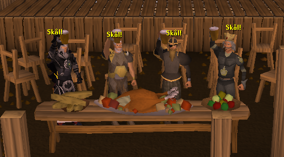 Enjoy the feast!
