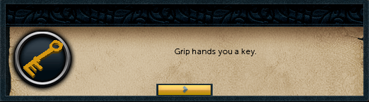 Grip hands you a key.