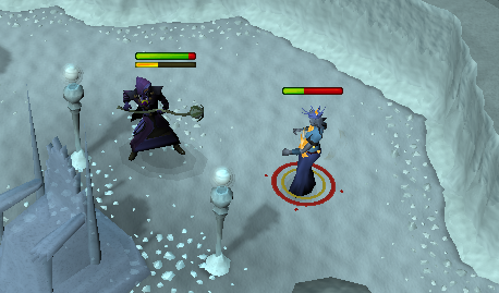 Killing the ice queen