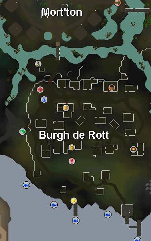 Burgh de Rott