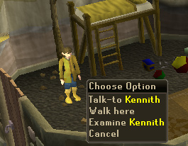 Talk to Kennith