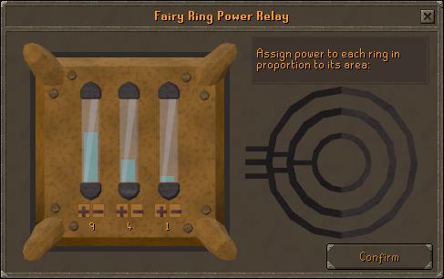 Fairy Ring Power Relay