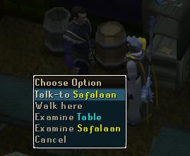 Talk to Safalaan