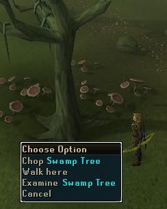 Chop tree