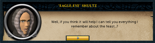 Eagle Eye Shultz