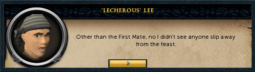 Lecherous Lee