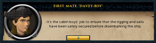 Davey Boy