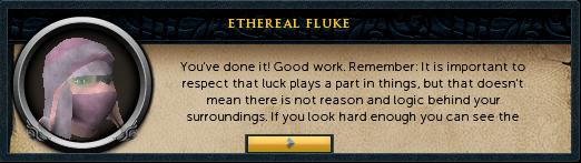 Ethereal Fluke
