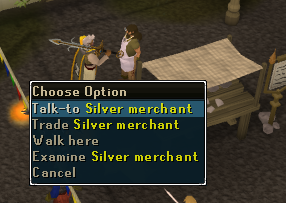 Making History - 'Talk-to' Silver Merchant