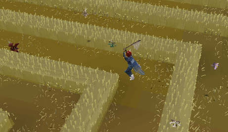 Catching an impling