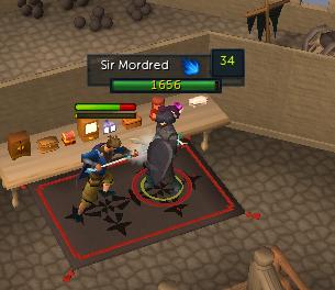 Sir Mordred