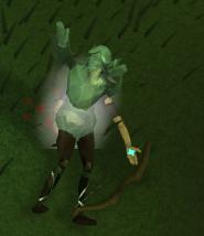 Dead Elven Ranger
